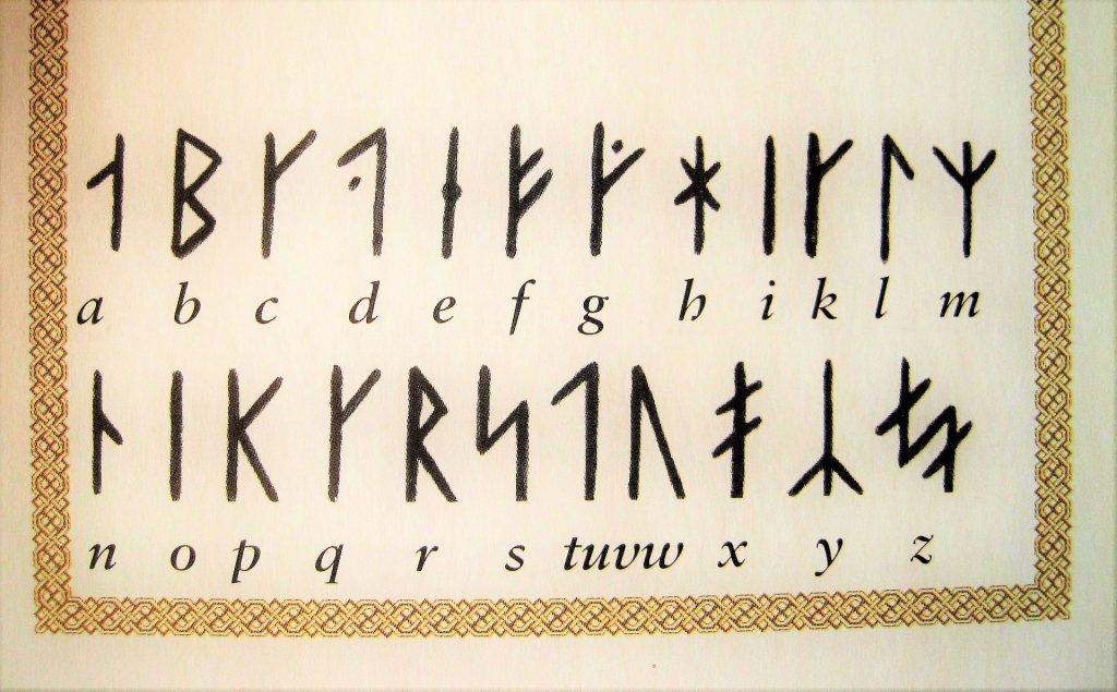 Escritura rúnica