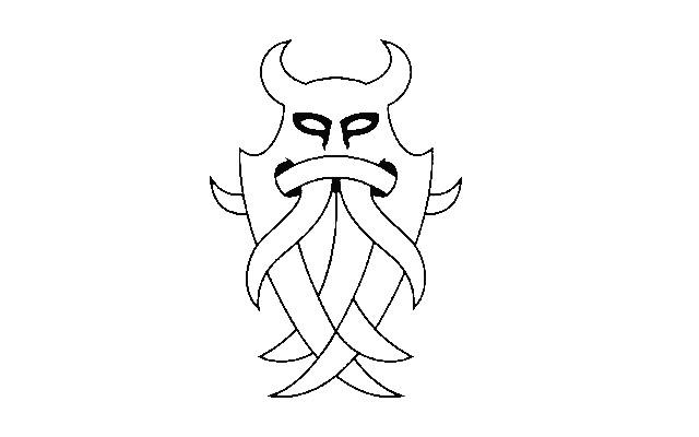 Máscara de Odín