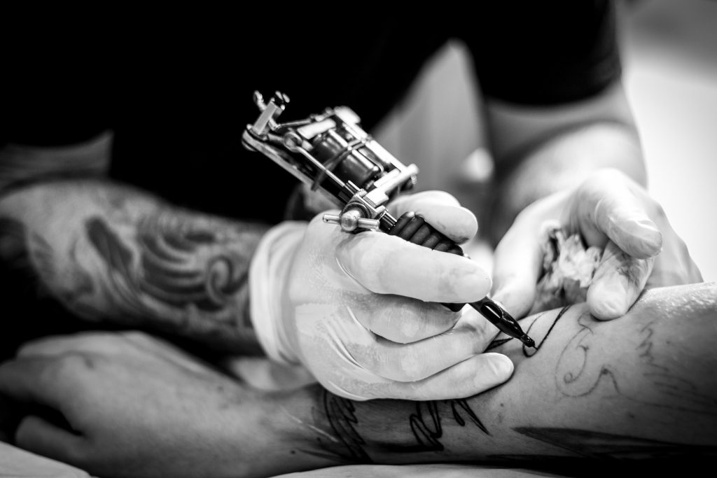 Tatuarse símbolos vikingos es habitual