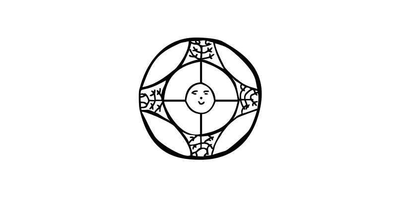 El símbolo vikingo Angurgapi