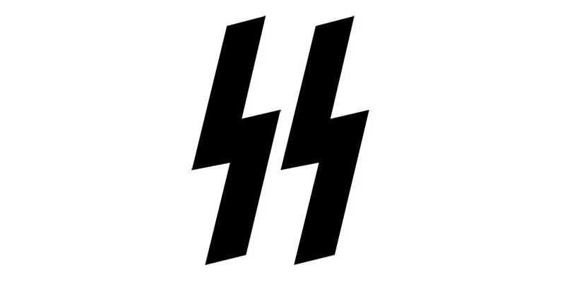 Símbolo de las SS Wikipedia