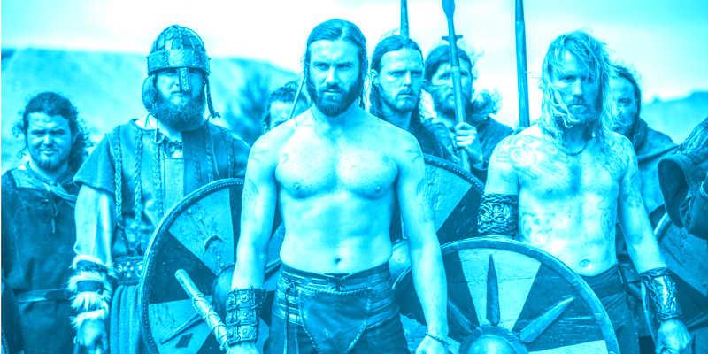 Seríe Vikingos símbolos wiki wikipedia