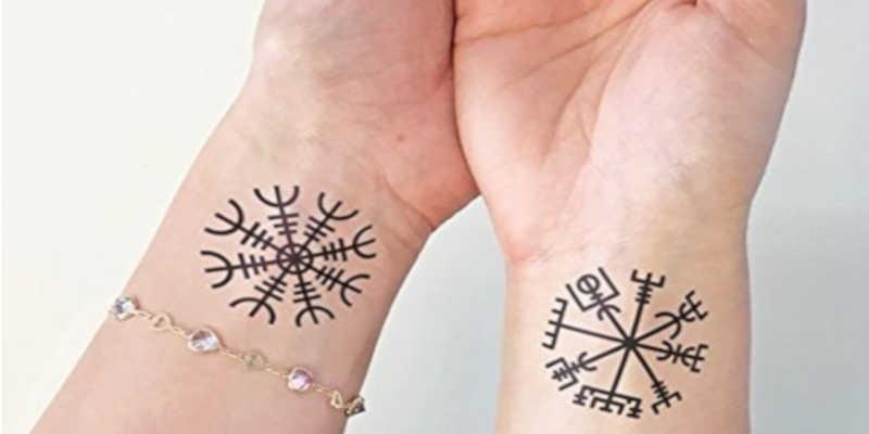 Tatuajes Vikingos Que Debo Conocer Simbolosvikingos Com