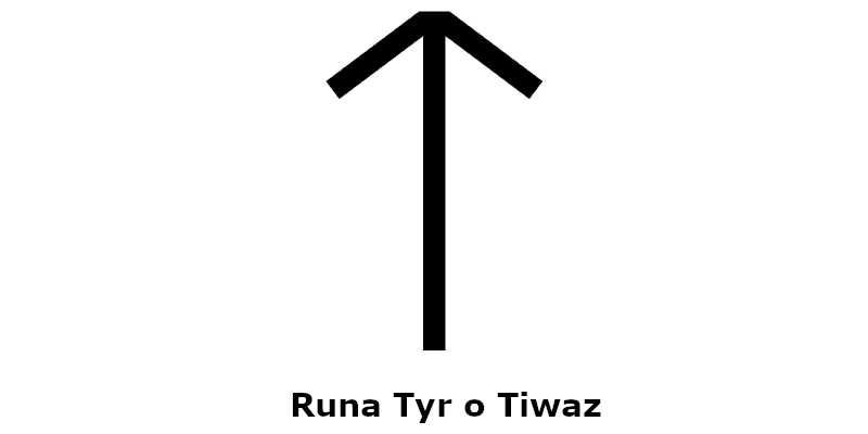 Runa Tyr o Tiwaz