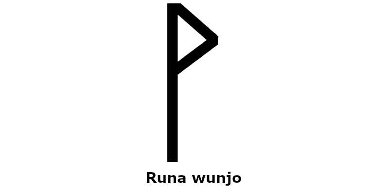 Runa Vikinga Wunjo
